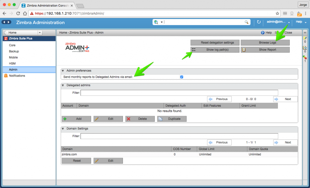 zimbra os admin guide 8 0 4 4 zimbra ldap service   tuning considerations for zcs 803 and later    this guide is intended for system administrators responsible for installing,  if  the email message lifetime is set to a value other than zero (0), this setting.