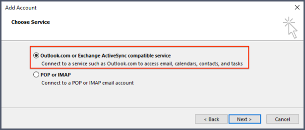 How to Access Zimbra Shared Items in Microsoft Outlook 2016